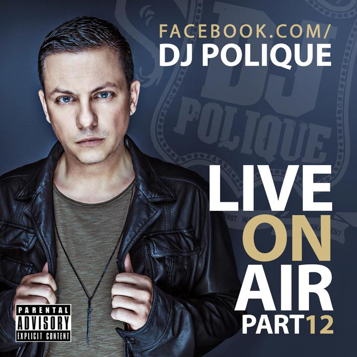 DJ Polique - Live On Air Pt.12